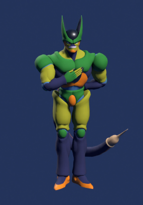 Work In Progress Semi-Perfect Cell